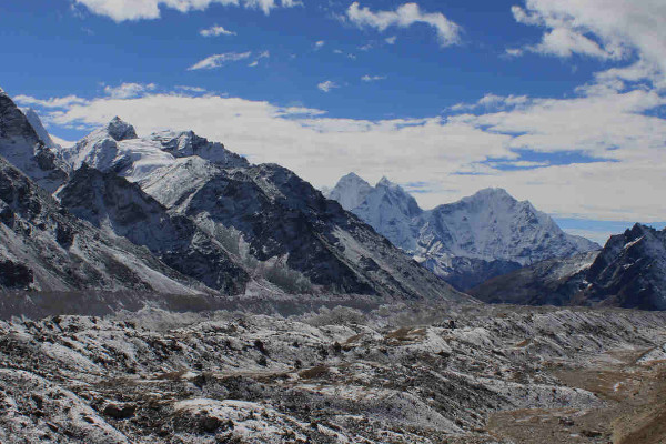 Khumbu-Valley-Trek-routes