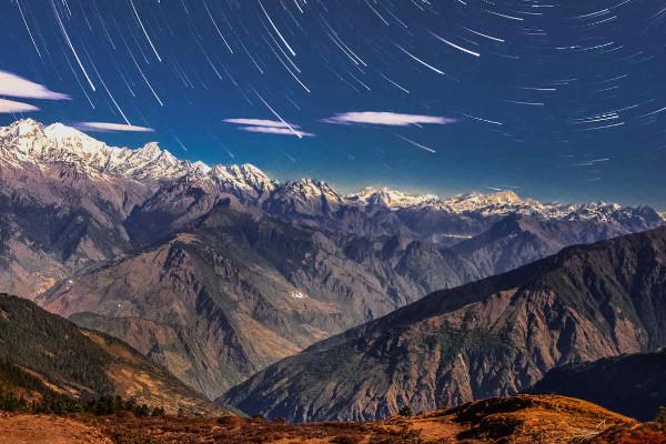 Langtang-Valley-Trek-routes