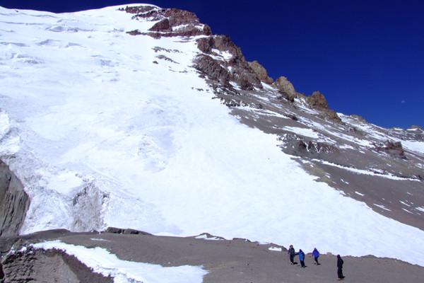 Aconcagua-polish-glacier-direct-route-1