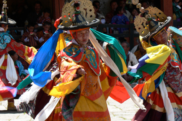 Festivals-in-Bhutan-crane