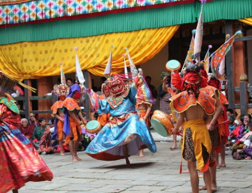 Spectacular Festivals In Bhutan – Land Of The Thunder Dragon