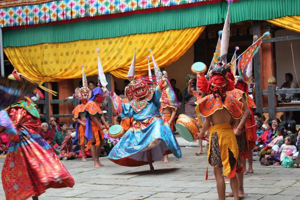 Festivals-in-Bhutan-paro