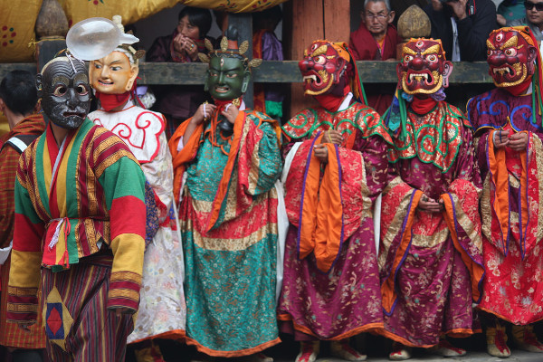 Awesome-Festivals-in-Bhutan-punakha