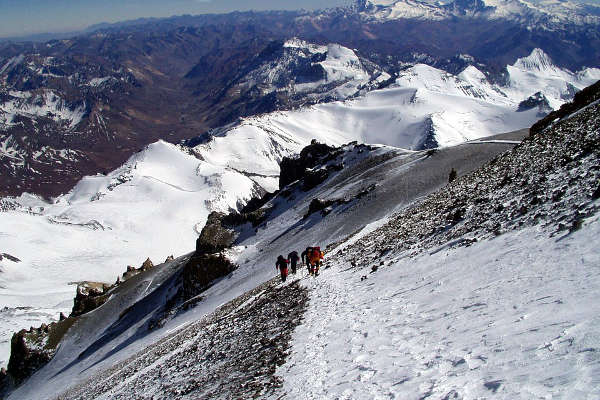 Aconcagua Difficulty What To Expect On Aconcagua
