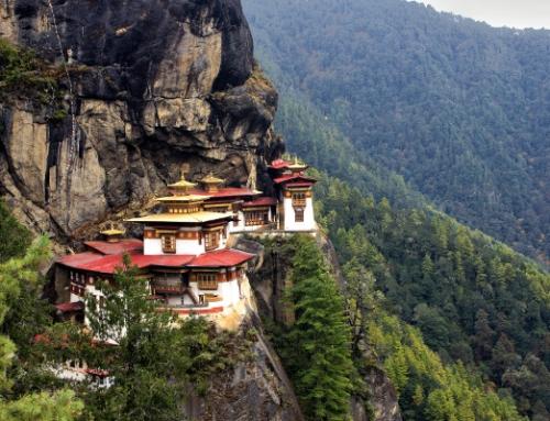 How To Get To Bhutan