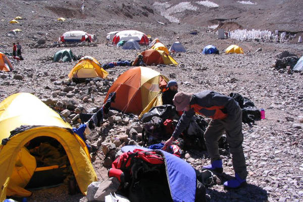 Deaths On Aconcagua Facts And Figures