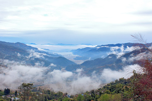 easy-treks-in-nepal-panchase