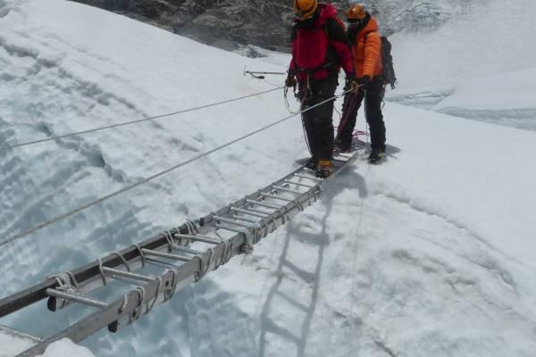 island-peak-ladder crossing