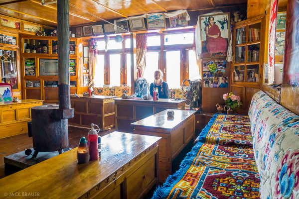 Nepal Tea Houses 20141020 Khumjung Teahouse