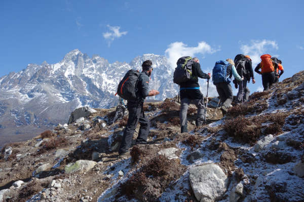 Trekking In Nepal The Complete Guide By Mountain Iq