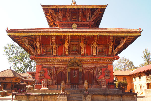 places-to-visit-in-nepal-Changu-Narayan