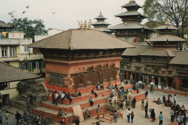 places-to-visit-in-nepal-Kathmandu-Durbar-Square