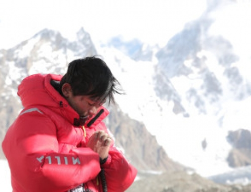 Japanese climber is back for his 6th solo attempt on Everest!