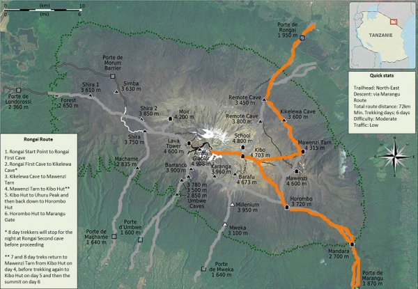 Rongai-Route-Map