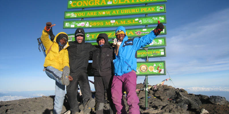 Machame Route One Of Kilimanjaro S Most Popular Routes