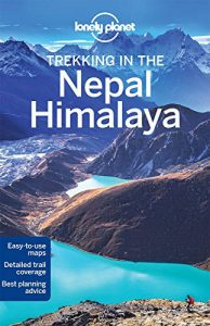 Lonely Planet Trekking in the Nepal Himalaya Book