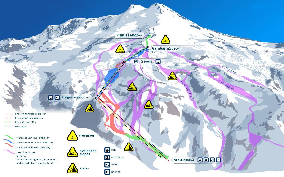 mount-elbrus-map