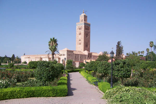 Koutoubia-mosque