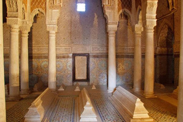 Saadian-Tombs