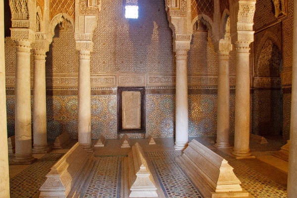 Saadian-Tombs