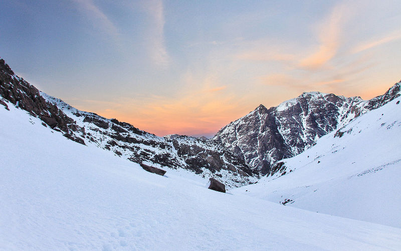 Toubkal-Winter-Ascent