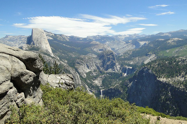 Panorama Trail Yosemite