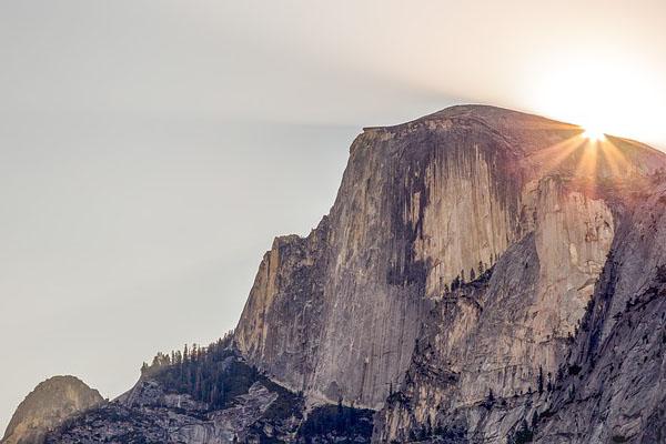 Yosemite Half Dome Trail