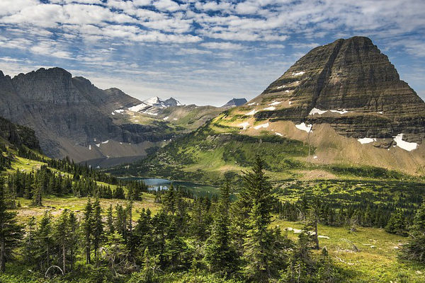 Best Hikes In Glacier National Park With Videos Mountain Iq