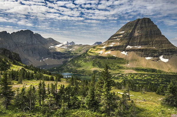 Highline Trail- Glacier National Park