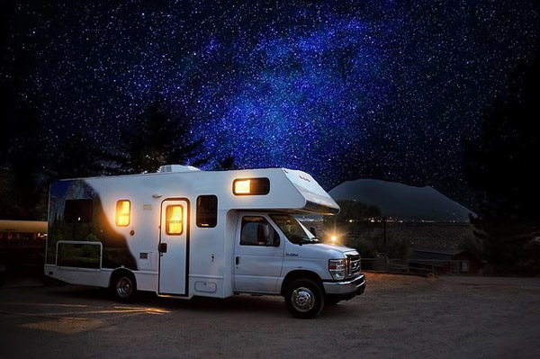 RV for Mountain Roads 2