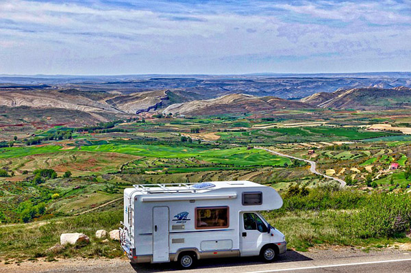 RV for Mountain Roads Safety