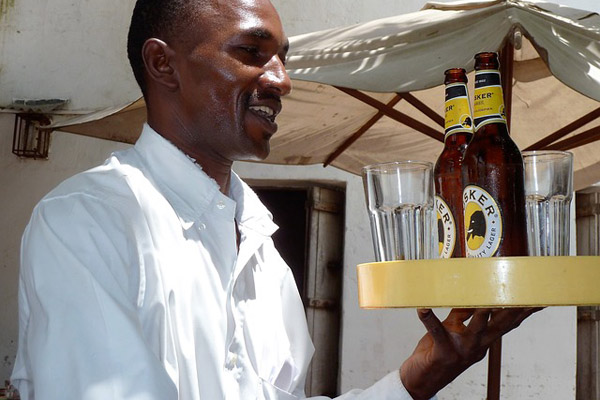 Things to do in Tanzania - Food and beer