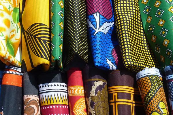 Things to do in Tanzania - Kanga Fabric