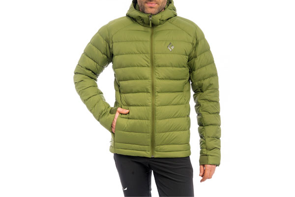 Black Diamond Cold Forge Hoody Review