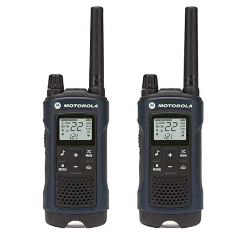Motorola-TLKR-T80--or-T460-Extreme-Two-Way-Radio