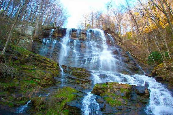 Amicalola-Falls-Trail