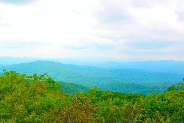 Appalachian-Trail-Blood-Mountain-Loop