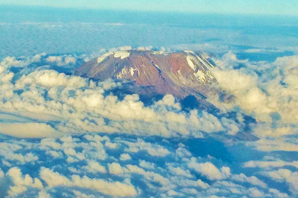 Kilimanjaro-in-April