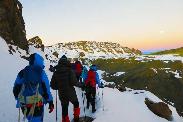 Kilimanjaro-in-June