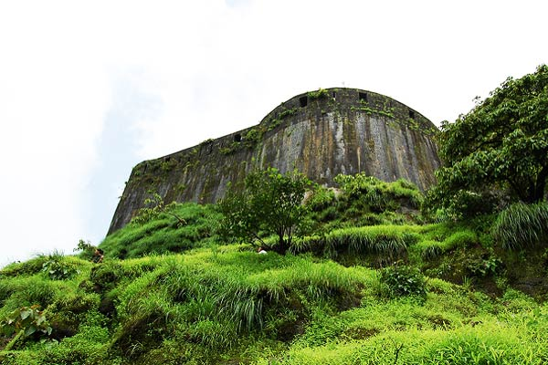 Lohagad Monsoon Fort India