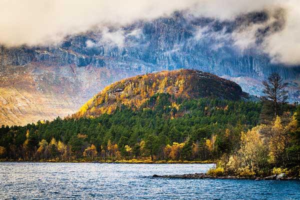 Saltoluokta-Kvikkjokk-Kungsleden-Trail