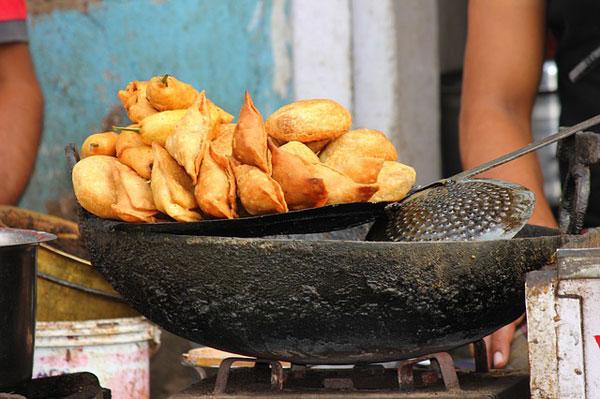Samosa-Indian-Food