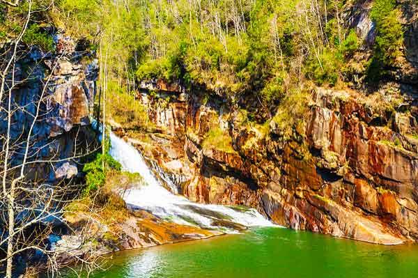 Tallulah-Gorge-Hiking-in-Georgia