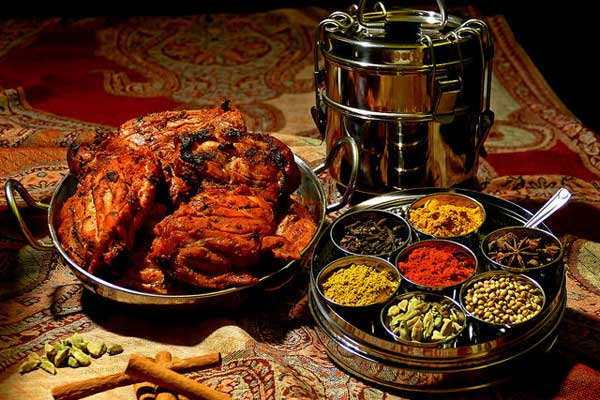 Tandoori-Chicken-Idian-Food