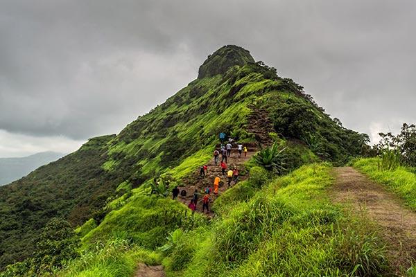 Tikona Fort India