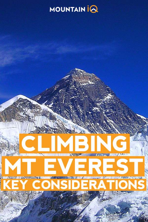 climbing-mt-everest-key-considerations