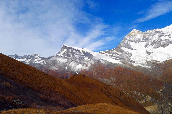 Pindari Glacier India