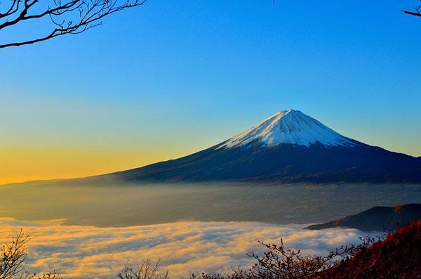 Mount-Fuji-In-Japan