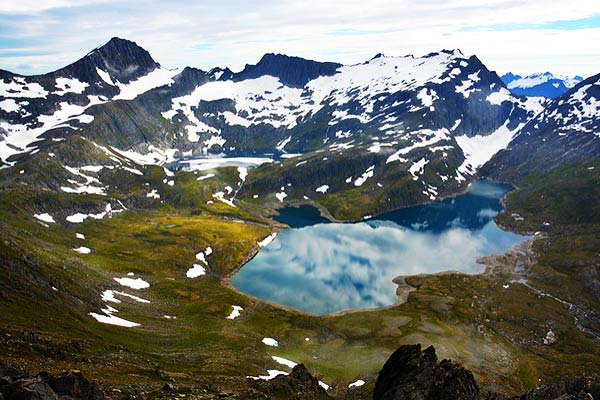 Mount Keipen Norway