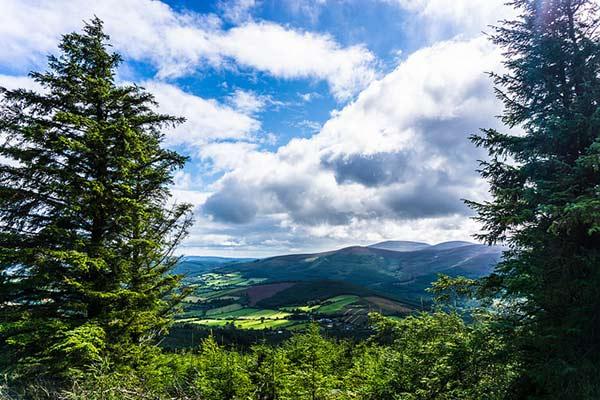 Wicklow Way Ireland